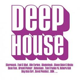 Various Artists Deep House 2018 CD2