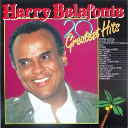 Harry Belafonte The Best Of LP