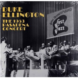 Duke Ellington 1953 Pasadena Concert LP