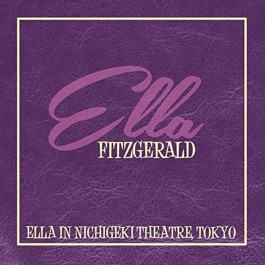 Ella Fitzgerald Ella In Nichigeki Theatre Tokyo LP