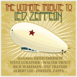Various Artists Ultimate Tribute To Led Zeppelin LP
