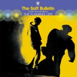 Flaming Lips Soft Bulletin CD
