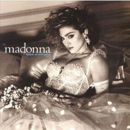 Madonna Like A Virgin Remasters CD