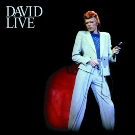 David Bowie David Live CD2