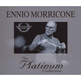 Ennio Morricone The Platinum Collection CD3