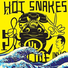 Hot Snakes Suicide Invoice CD