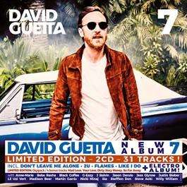 David Guetta 7 Ltd. CD2