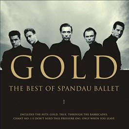 Spandau Ballet Gold - The Best Of Spandau Ballet LP2