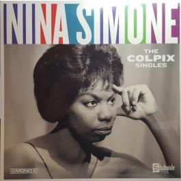 Nina Simone Colpix Singles Mono LP