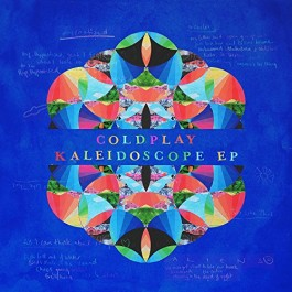 Coldplay Kaleidoscope - Ep CD