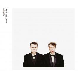 Pet Shop Boys Actually LP