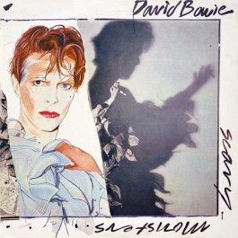 David Bowie Scary Monsters 2017 Remaster CD