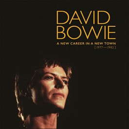 David Bowie A New Career In A New Town 1977-1982 Box LP13
