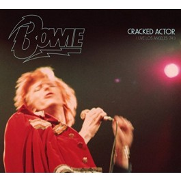 David Bowie Cracked Actor Live Los Angeles 74 CD2