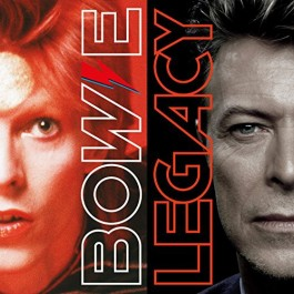 David Bowie Legacy The Very Best Of Bowie CD