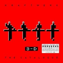 Kraftwerk 3-D The Catalogue Box Sets BLU-RAY4