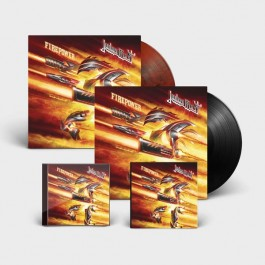 Judas Priest Firepower Special Deluxe Edition CD