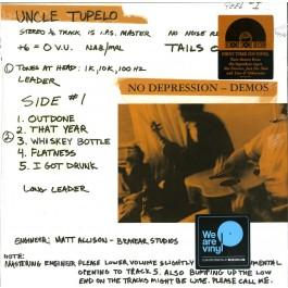Uncle Tupelo No Depression - Demos Rsd LP