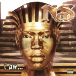 Nas I Am LP2