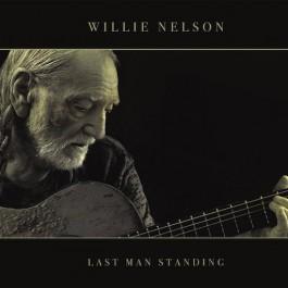 Willie Nelson Last Man Standing LP