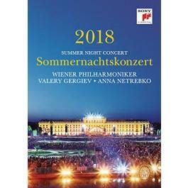 Valery Gergiev Wiener Philharmoniker Sommernachtskonzert 2018 DVD