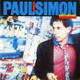Paul Simon Hearts And Bones LP