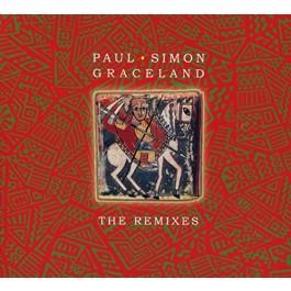 Paul Simon Graceland The Remixes CD