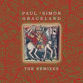 Paul Simon Graceland The Remixes LP2