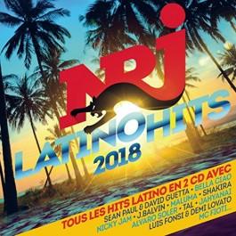 Various Artists Nrj Latino Hits 2018 CD2