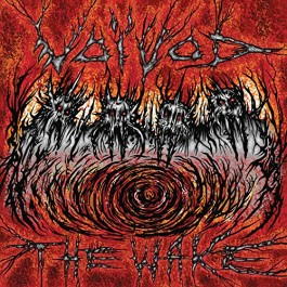 Voivod Wake CD