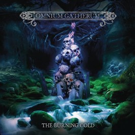 Omnium Gatherum Burning Cold CD