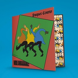 Parquet Courts Wide Awaaaaake CD