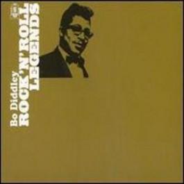 Bo Diddley Rock n Roll Legends CD