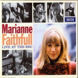 Marianne Faithfull Live At The Bbc CD