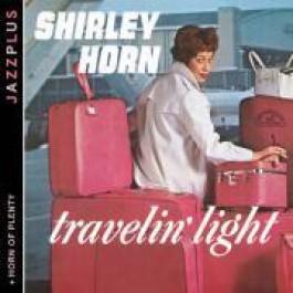 Shirley Horn Jazzplus Travelin Light CD