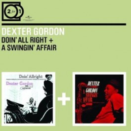 Dexter Gordon Doin All Right, A Swingin Affair CD2