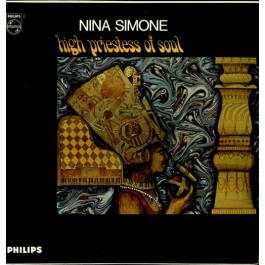 Nina Simone High Priestess Of Soul LP