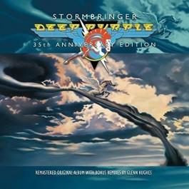 Deep Purple Stormbringer LP