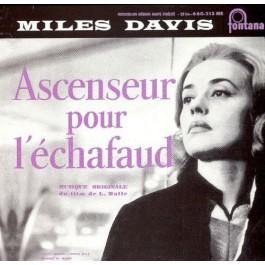 Miles Davis Ascenseur Pour Lechafaud LP3