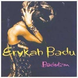 Erykah Badu Baduizm CD