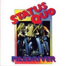 Status Quo Piledriver CD