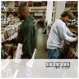 Dj Shadow Endtroducing Deluxe CD2