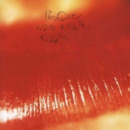 Cure Kiss Me Kiss Me Kiss Me Remasters CD