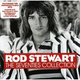 Rod Stewart The Seventies Collection CD
