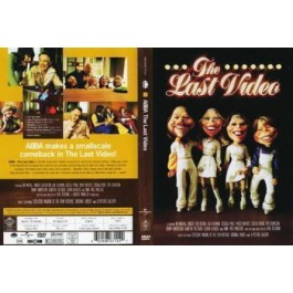 Abba Last Video DVD