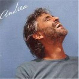Andrea Bocelli Andrea CD