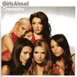Girls Aloud Chemistry CD
