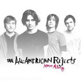 All-American Rejects Move Along CD