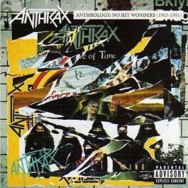 Anthrax Anthrology No Hit Wonders CD2