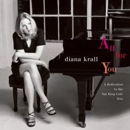 Diana Krall All For You Originals CD